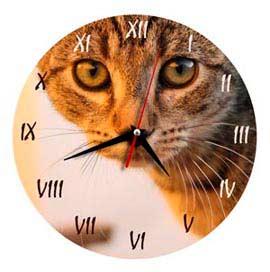 Toto sú najčastejšie motívy nástenných hodín. Inšpirujte sa