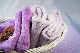 Ako spraviť z nepotrebných uterákov prvotriedny koberec